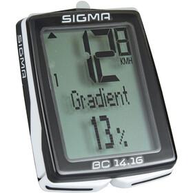 SIGMA SPORT BC 14.16 Compteur de vélo connecté par cable